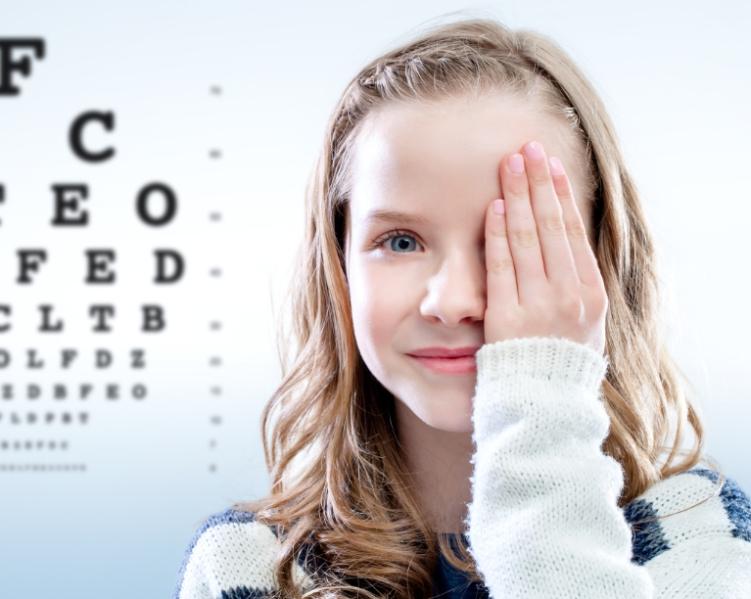 רפואת עיניים ילדים