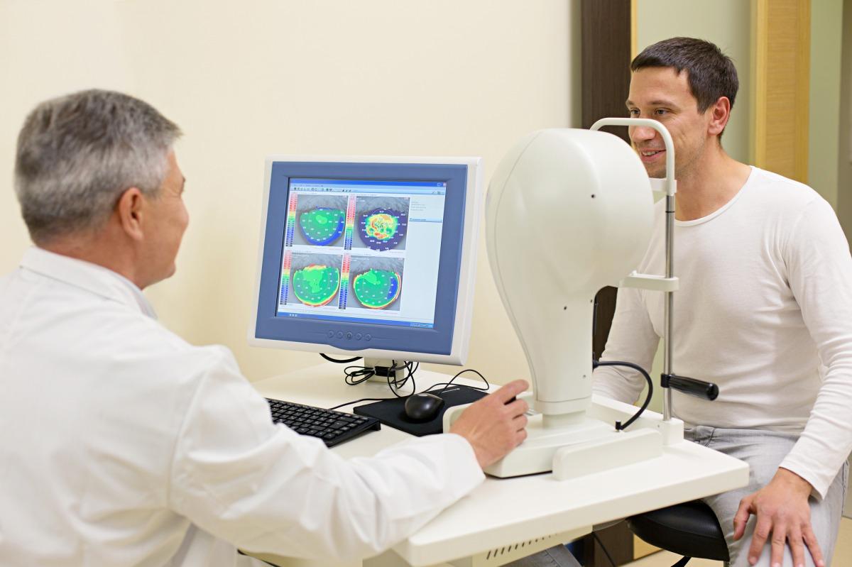 קרטוקונוס - אבחון וטיפול