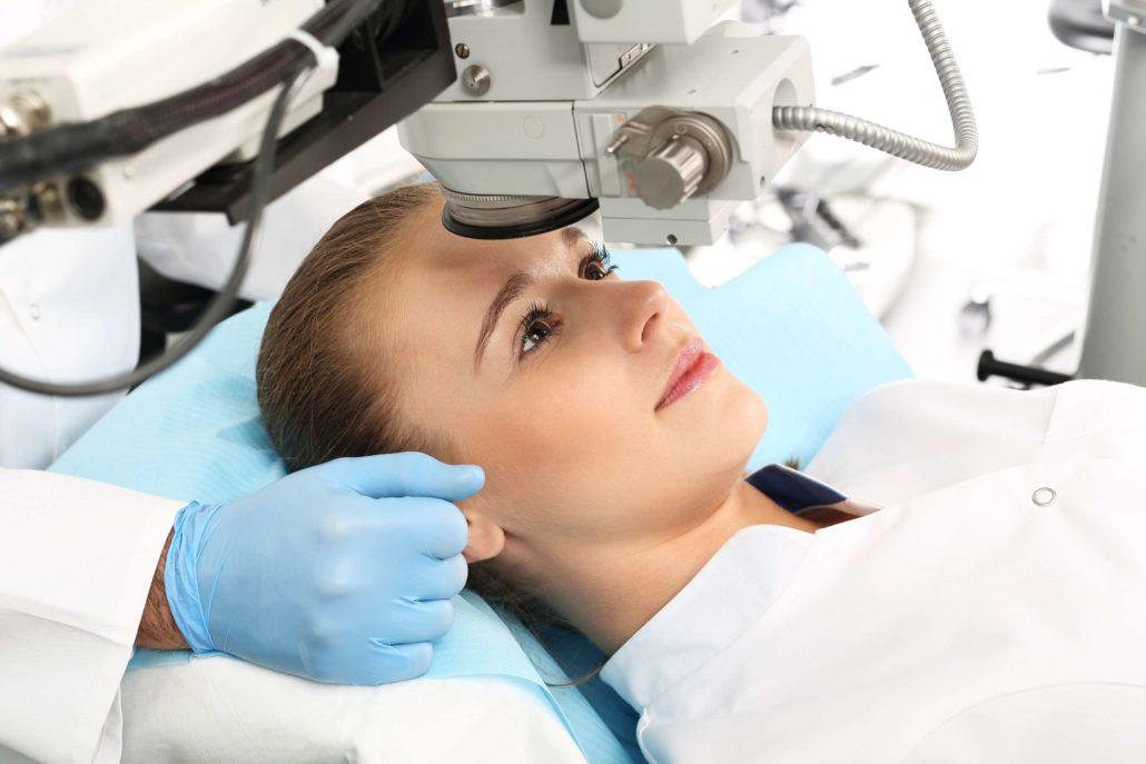 מחלות עיניים - אבחון וטיפול