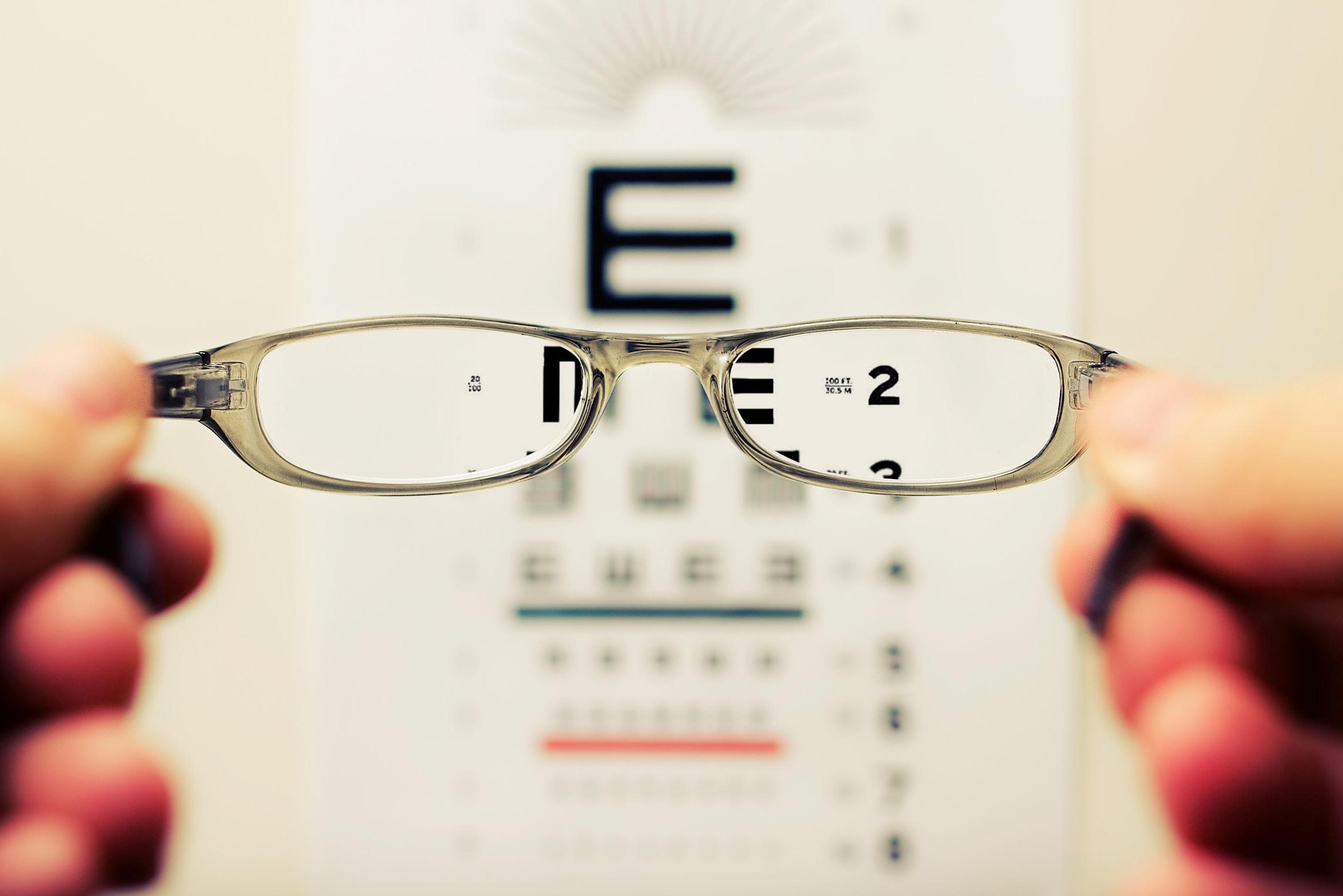 בדיקת חדות ראייה