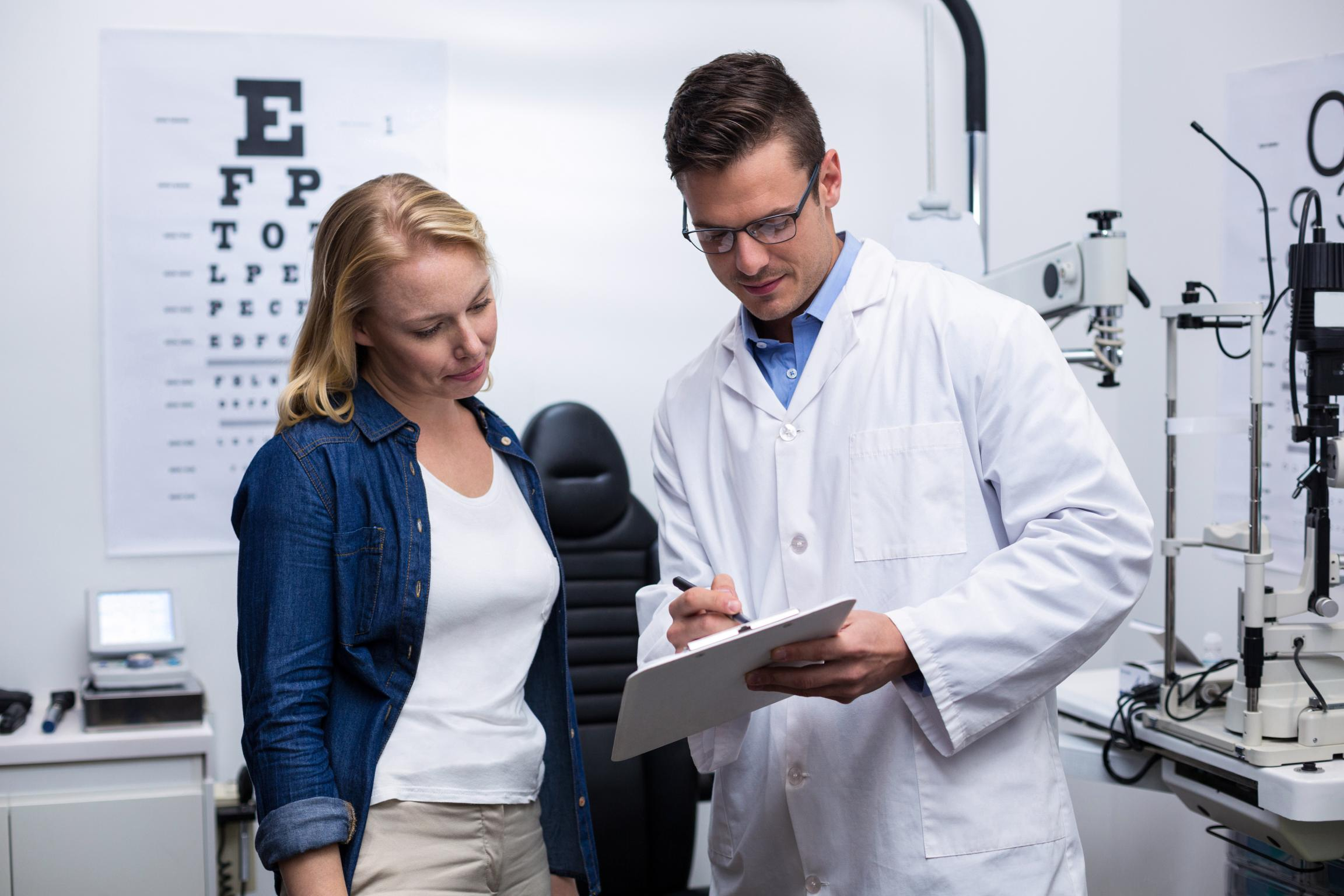שירותי רפואת עיניים - מרפאת EYE CARE